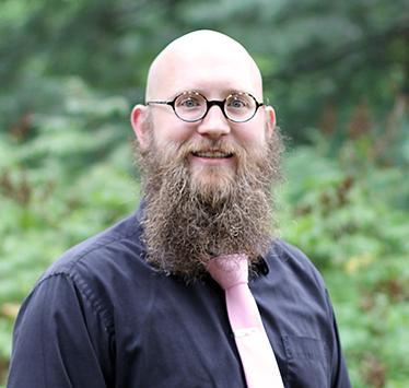 Matt Becker, professor of physics