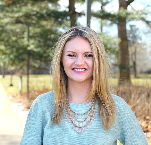 Kelly Geelan, class of 2018