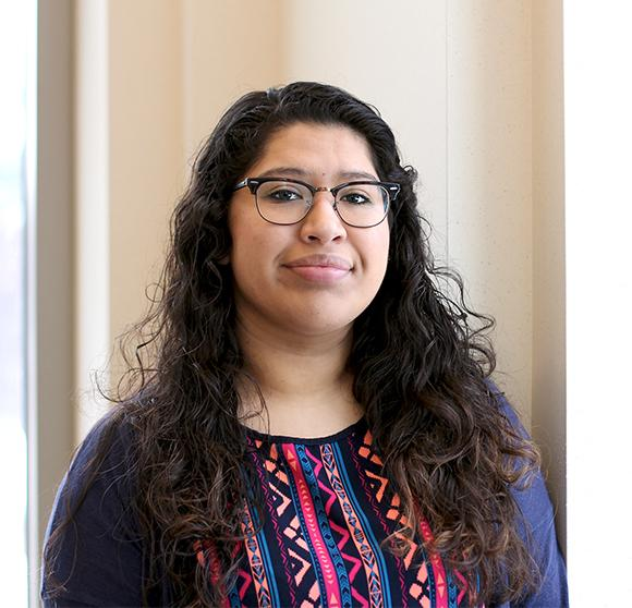 Luz Hernandez, class of 2018
