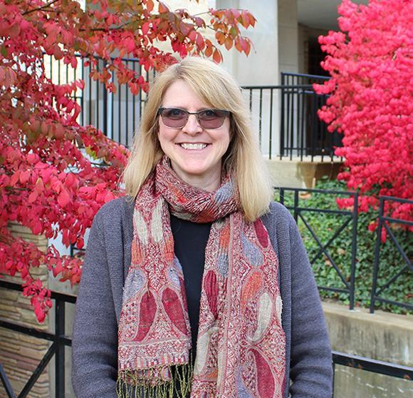 Julie Tourtillotte, professor of art and environmental studies