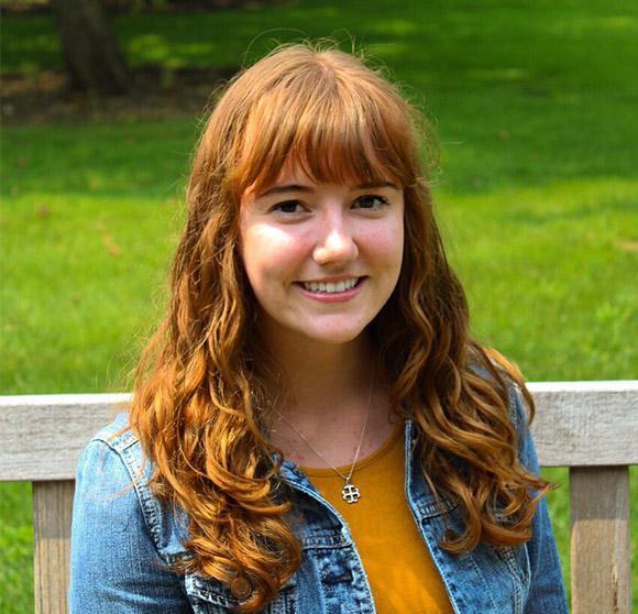 Meredith Mackowicz, class of 2019