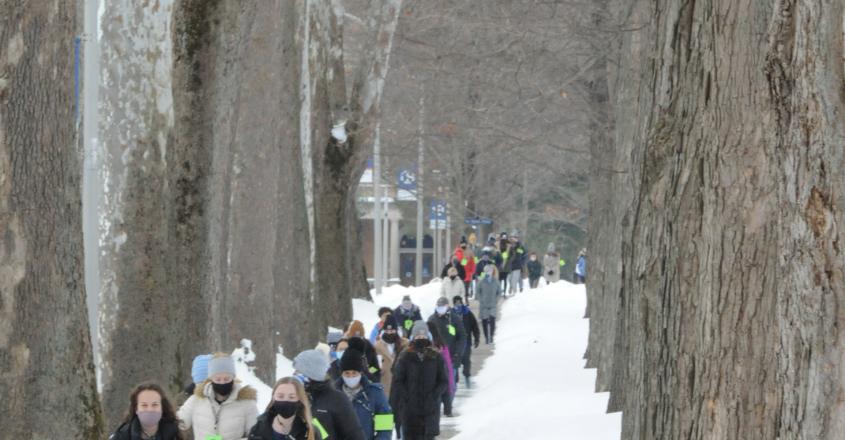 Winter Walk for St. Margaret's House
