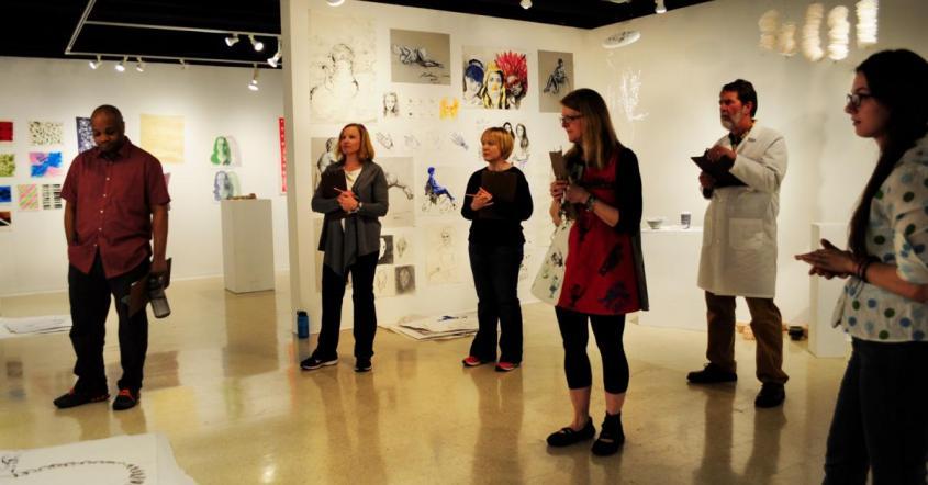 art showcase evaluations